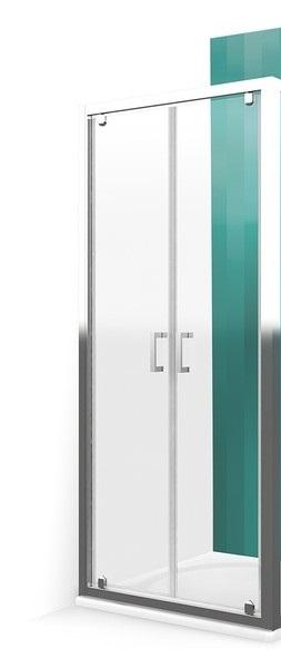 Roltechnik Lega Line LLDO2 zuhanyajtó két fal közé
