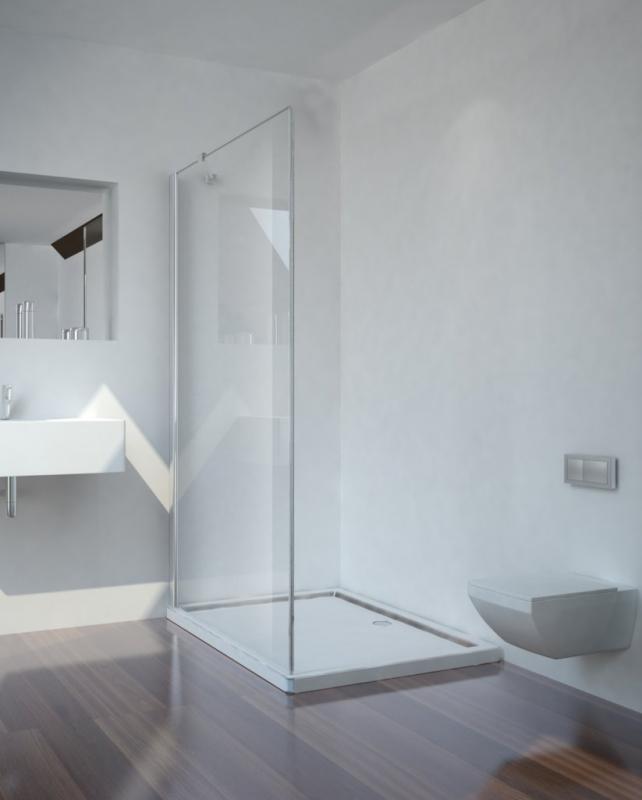 Sanotechnik Smartflex Zuhanyfülke fal